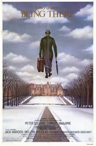 Amazon.com: Being There 27 x 40 Movie Poster - Style A: Lithographic  Prints: Posters & Prints