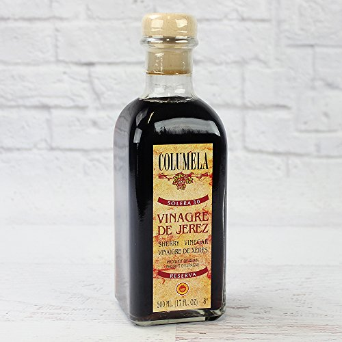 Columela 30 Year Aged Sherry Vinegar - 16.9 fl oz (500 ml)