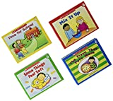 #6: 60 Scholastic Little Leveled Readers Learn to Read Preschool Kindergarten First Grade Children's Book Lot (15 Books Each in Levels A, B, C, and D)