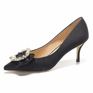 YUCH Frauen Schuhe Singles High-Heeled Arbeitsplatz Casual