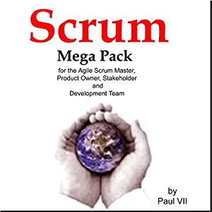 Scrum Mega Pack Hörbuch