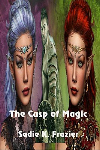The Cusp of Magic by [Frazier, Sadie K.]