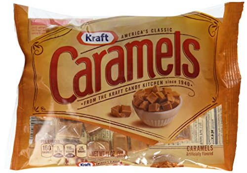 Kraft Caramels 11 Oz product image