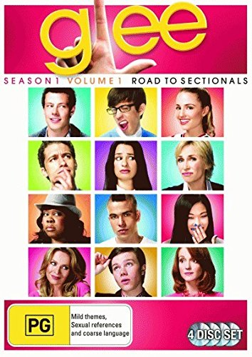 Glee - Season 1: Volume 1 - Road to Sectionals (4 Disc ()