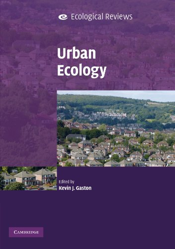 Urban Ecology (Ecological Reviews)