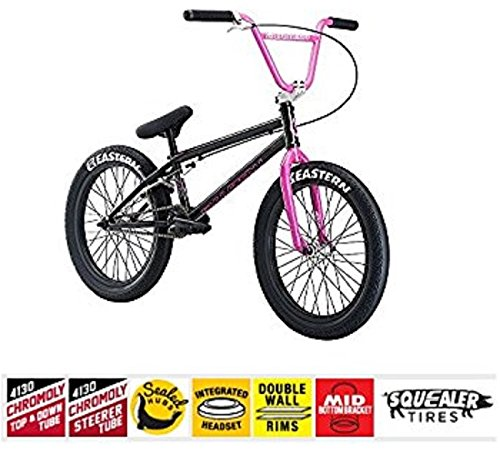 EASTERN TRAILDIGGER BMX BIKE 2017 BICYCLE BLACK PINK