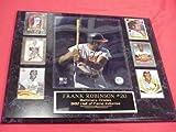 Frank Robinson 6 Card Collector Plaque