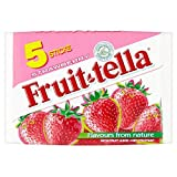 Fruit-tella Strawberry (5x41g) - Pack of 2
