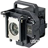 EPSON PowerLite 1925W Projector Replacement Lamp with Housing