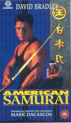American Samurai [Reino Unido] [VHS]: Amazon.es: David ...