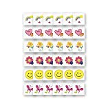 Best Costume Prizes - Fashion Temporary Tattoos Costume Party Accessory Favour Review