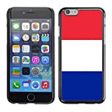 STPlus France French Flag Hard Cover Cas