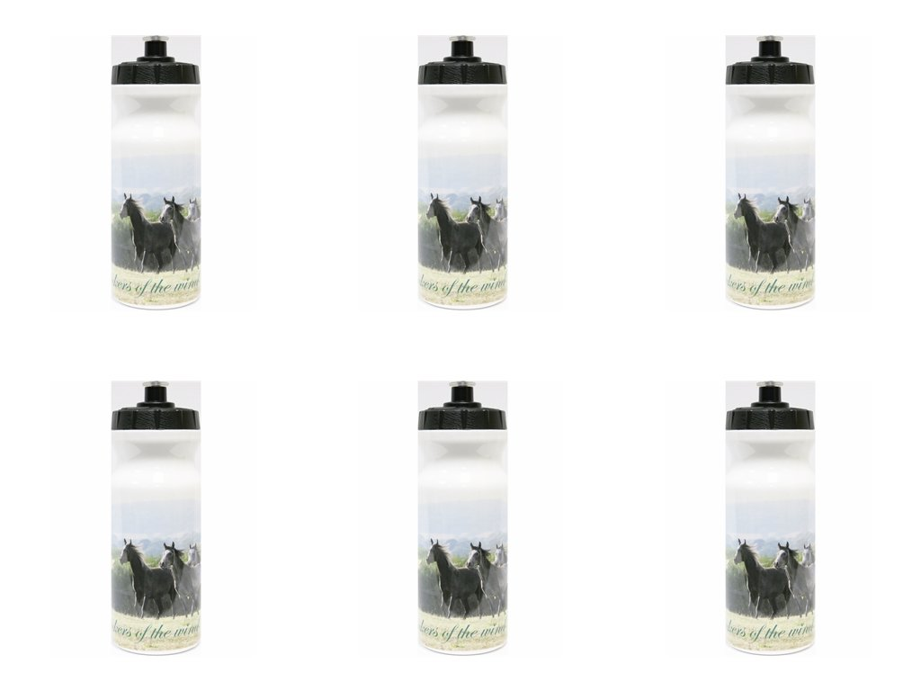 Frog Water Bottle 500ml Clear