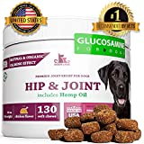 Buddy&Max Arthritis Relief for Dogs - Chewable Glucosamine for Dogs - Dog Hip and Joint Supplement Made in USA