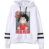 Suéter de Mujer, My Hero Academia Todoroki Anime Pullover Tops Himiko Toga Sudaderas Boku No Hero Academia Izuku…