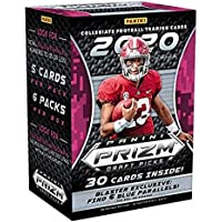 $59 » 2020 Panini Prizm Draft Picks Football NFL Trading Cards Blaster Box