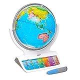 SmartGlobe Infinity SG318 - Interactive Smart Globe with Wireless Smart Pen by Oregon Scientific