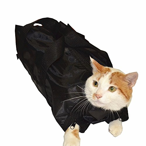 Cat Grooming Bag Restraint Accessory