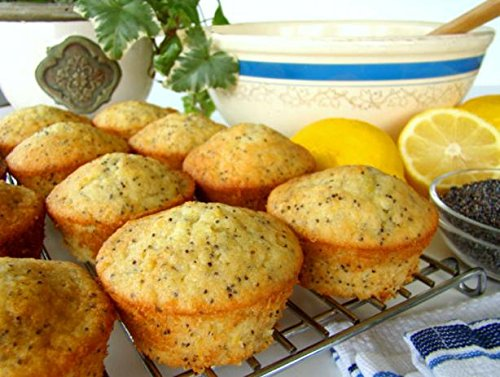 Gluten Free Poppyseed Muffin Mix (Seed Poppy Bread Mix)