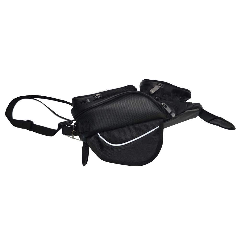 Youngsown Borse Serbatoio Moto Borsa Serbatoio Olio combustibile con Borsa Impermeabile da Moto Magnetica Forte da Guida