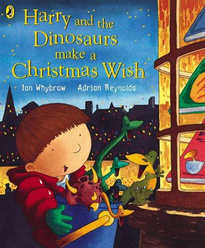 Harry And The Dinosaurs Make A Christmas Wish ebook