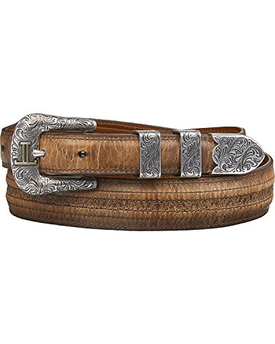 - Lucchese Men's W2242H, Tan Mad Dog Goat, 36