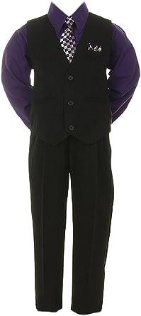 Purple shirt black vest ikea bed hack family investments
