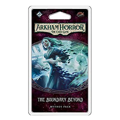 FFG AHC21 Arkham Horror: The Boundary Beyond, Various: Toys & Games