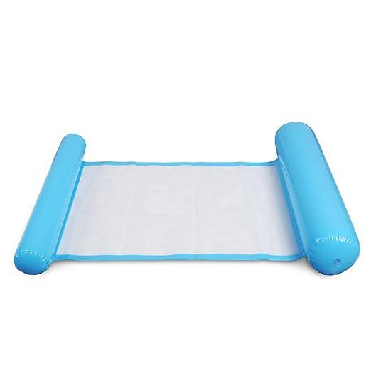 pergrate cama hinchable de piscina de tumbona de playa de respaldo ...