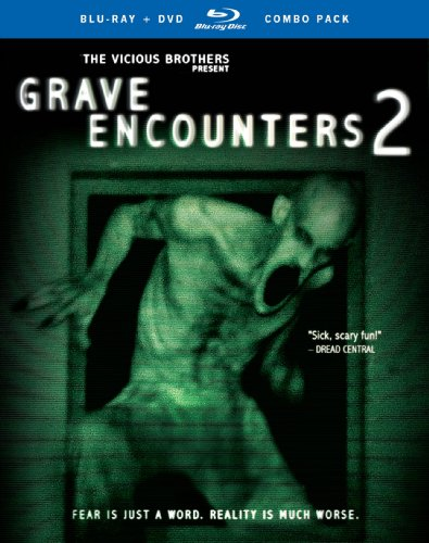 Blu-ray : Grave Encounters 2 (With DVD, Widescreen, O-Card Packaging, AC-3, 2PC)
