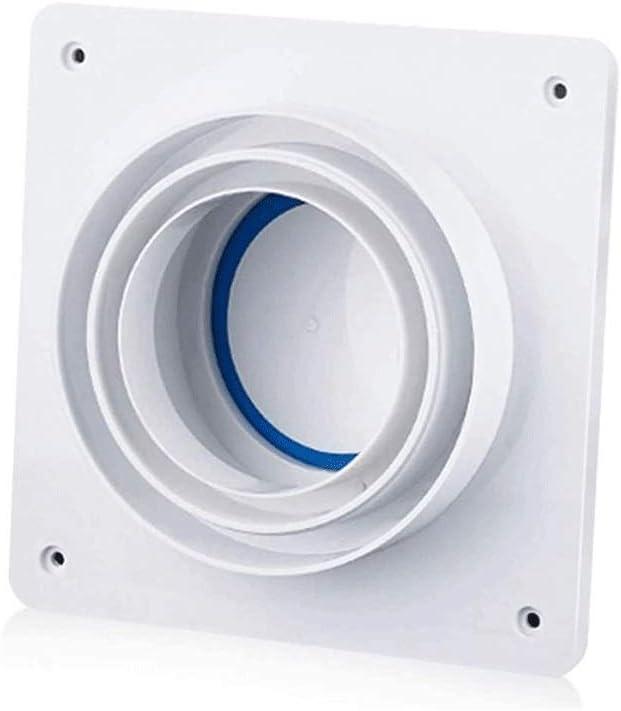 ZSQAW Extractor, la habitación de Techo Lateral Instalación de baño Extintor Ventilador Válvula Anti,Olor: Amazon.es: Hogar