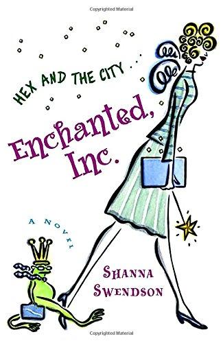 Enchanted, Inc. (Katie Chandler, Book 1)