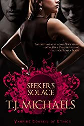 Seeker's Solace (Vampire Council of Ethics Book 4)