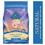Blue for Cat Indoor Health Receta de Pollo y Arroz Integral para Gatos Adultos