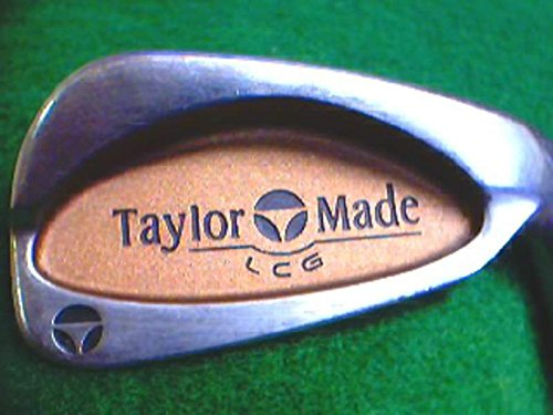 TaylorMade Burner LCG Iron Set 6-GW Stock Graphite Shaft Graphite Stiff Right Handed 37.75 (Lcg Iron)