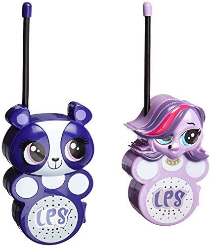 (Littlest Pet Shop Molded Walkie Talkie)