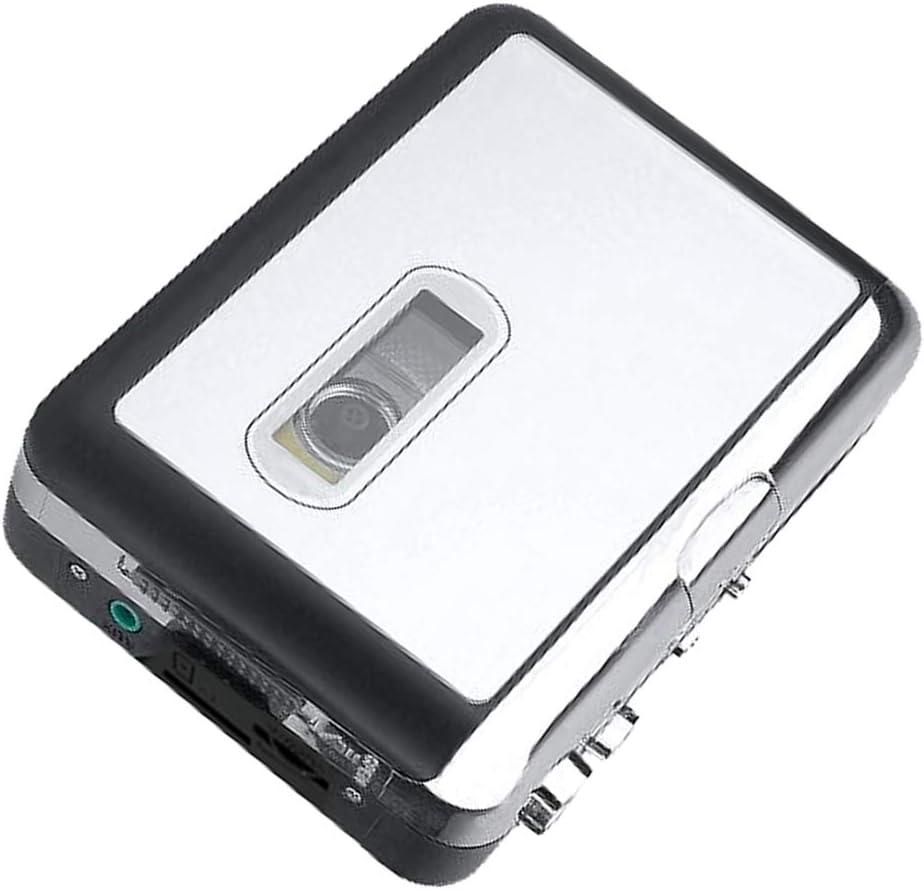 Shiwaki Portable Walkman Personal Cassette Player Tape Cassette To MP3 To USB Flash