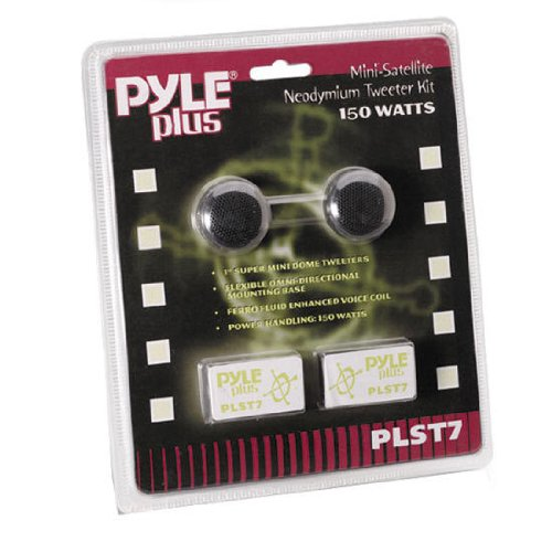 PYLE PLST7 1-Inch 150 Watt Mini Dome Tweeter