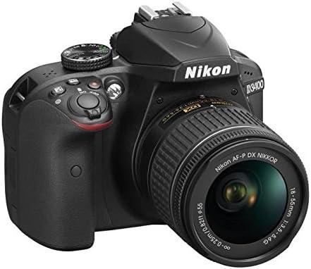Nikon D3400 + SDXC de 64 GB + Funda AmazonBasics: Amazon.es ...