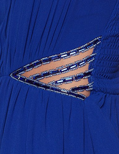 Blue Maxi Little Jewel Cobalt Damen Kleid Mistress Cobalt wYqHXaY