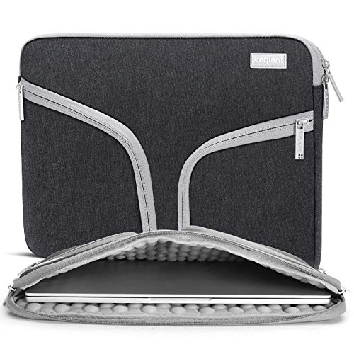 Shockproof Laptop Sleeve 13.3 Inch,Egiant Padded Protective Case Bag Compatible Mac air 13|Mac pro Retina|12.9