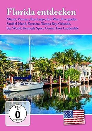 Florida Entdecken 2 Dvds Amazonde Florida Entdecken Dvd Blu Ray