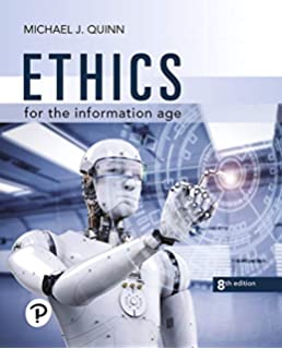 Ethics For The Information Age 4th Edition Pdf