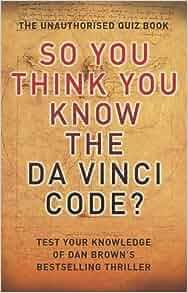 Is the da vinci code a book