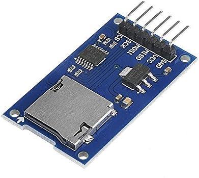 tinxi® Micro Storage Module Mciro SD TF Card Memory Shield Module ...