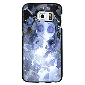 Anime Tim Burton'S Corpse Bride Phone Case Perfect Graceful Durable Cover Shell Snap on Samsung Galaxy S6 Edge plus Animated Pattern Back Cover