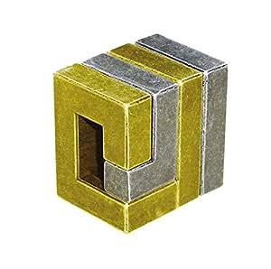 Hanayama Cast Puzzle Coil Metal Puzzle