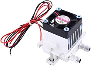 Sensor Module Thermoelectric Peltier Module Water Cooler Cooling System DIY Kit 72W 12V