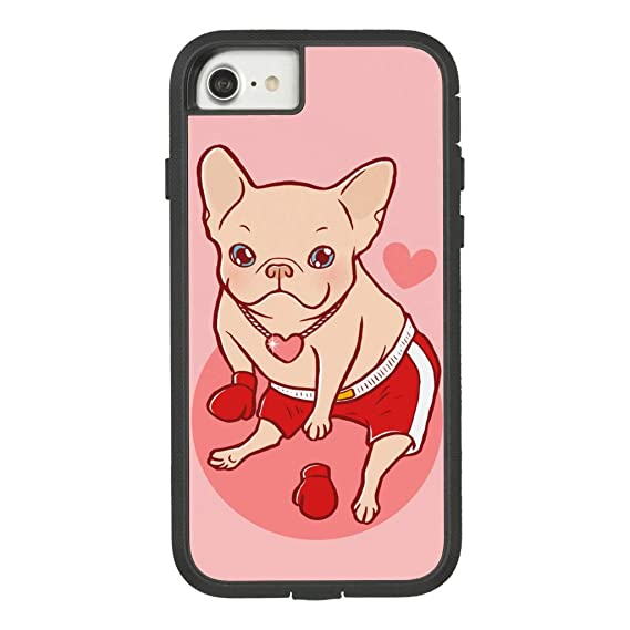 online store 4a105 5ac0a Amazon.com: Zazzle More Love Less Fight iPhone 8/7 Case Case-Mate ...