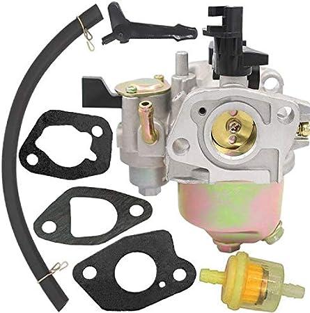 Amazon.com: Carburador para Honda GX160 gx168 F 5.5HP 6.5HP ...